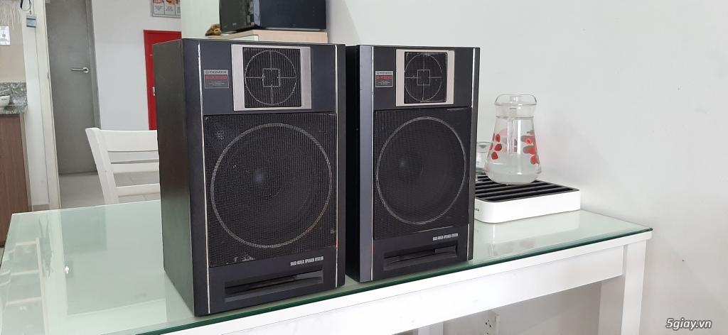 Cần bán: cặp loa pioneer s x-500 nhật nguyên bản - 1