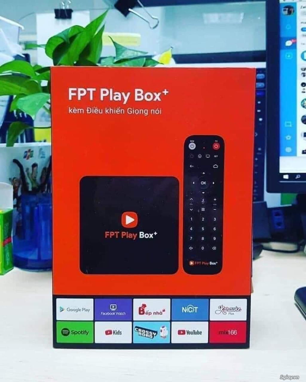 đầu thu truyền hình fpt play box - 1