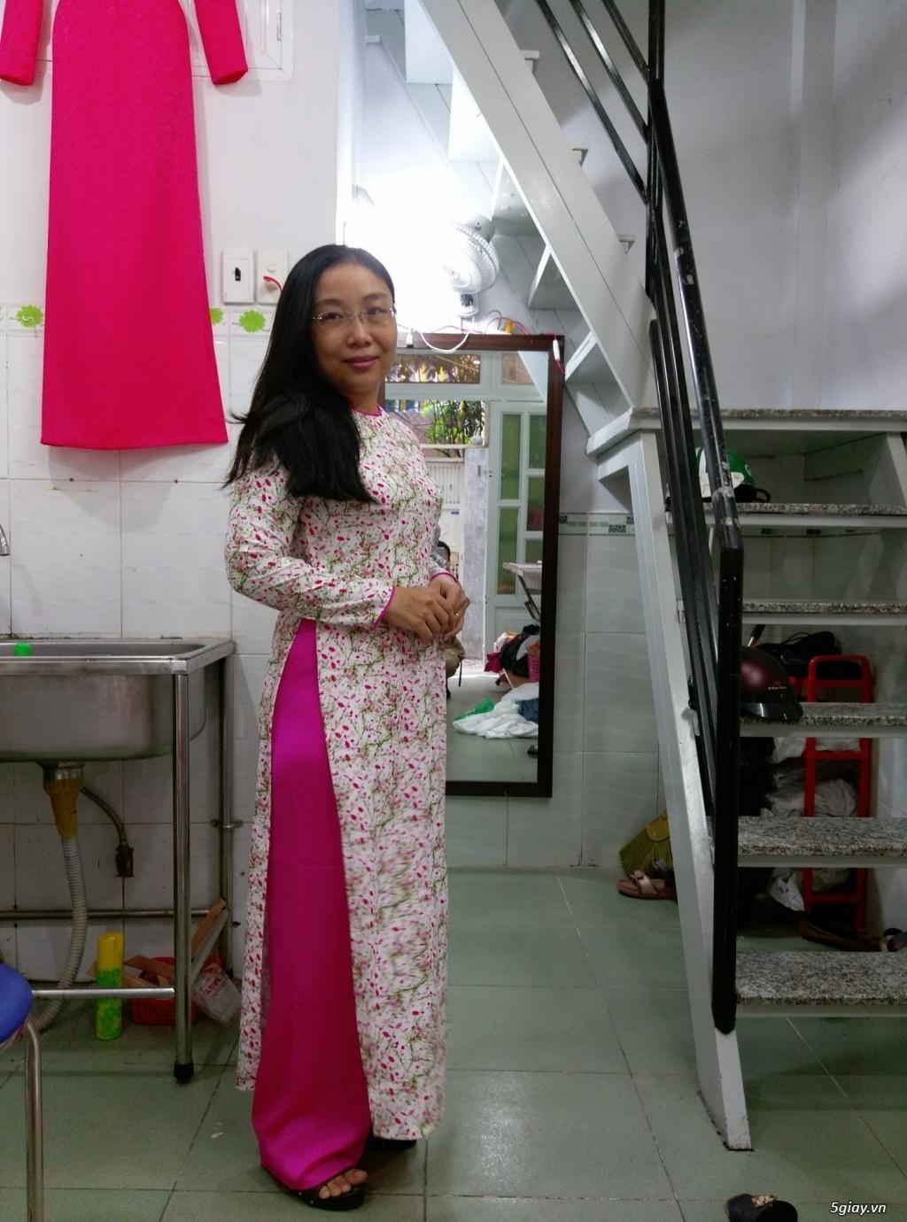 May áo dài đẹp giá rẻ quận tân bình
