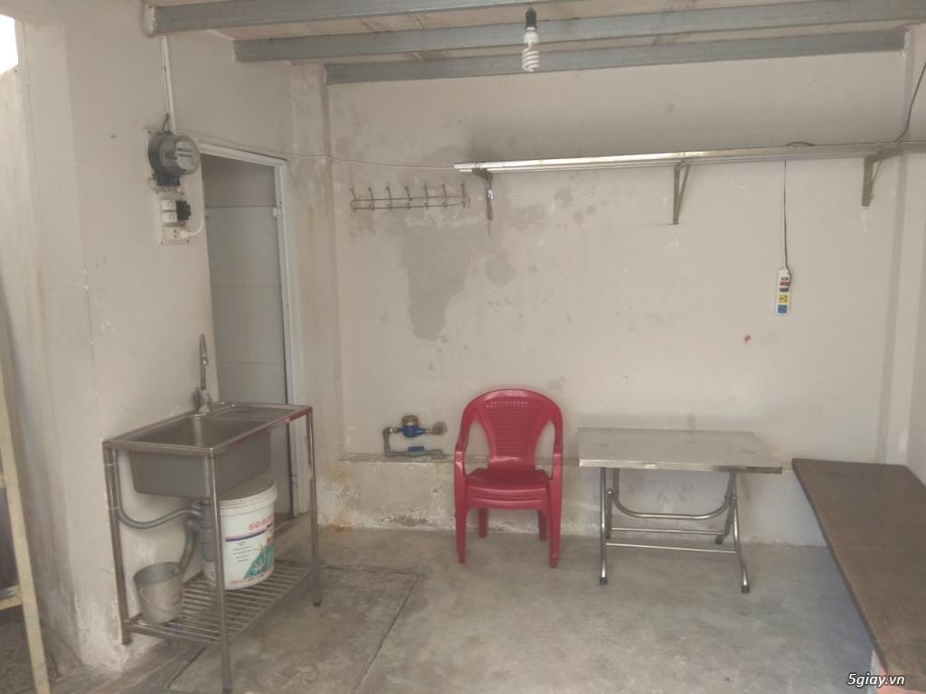 Phòng cho thuê 25 m2 - Gò Vấp - HCM - 1