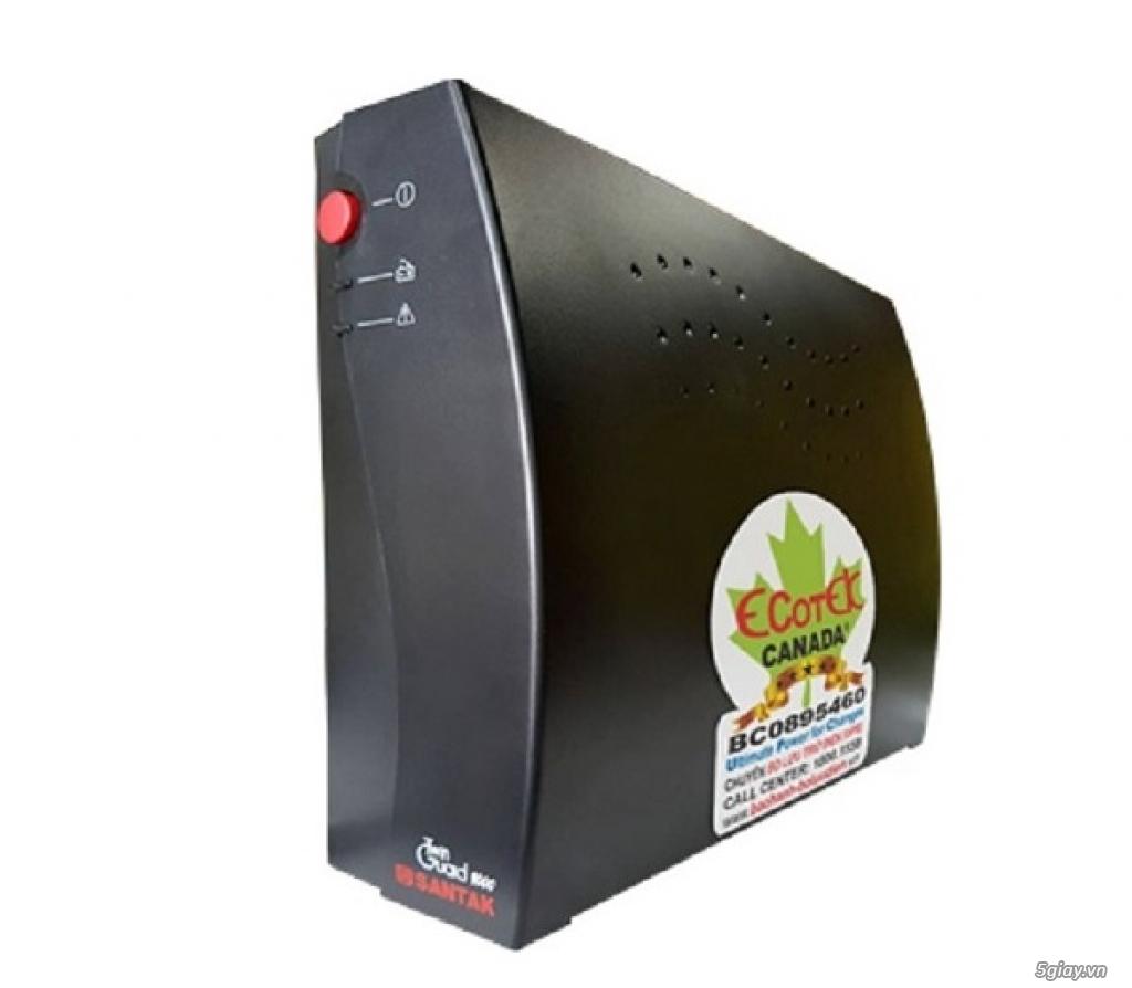 Cần bán nguồn lưu điện UPS Santak TG500