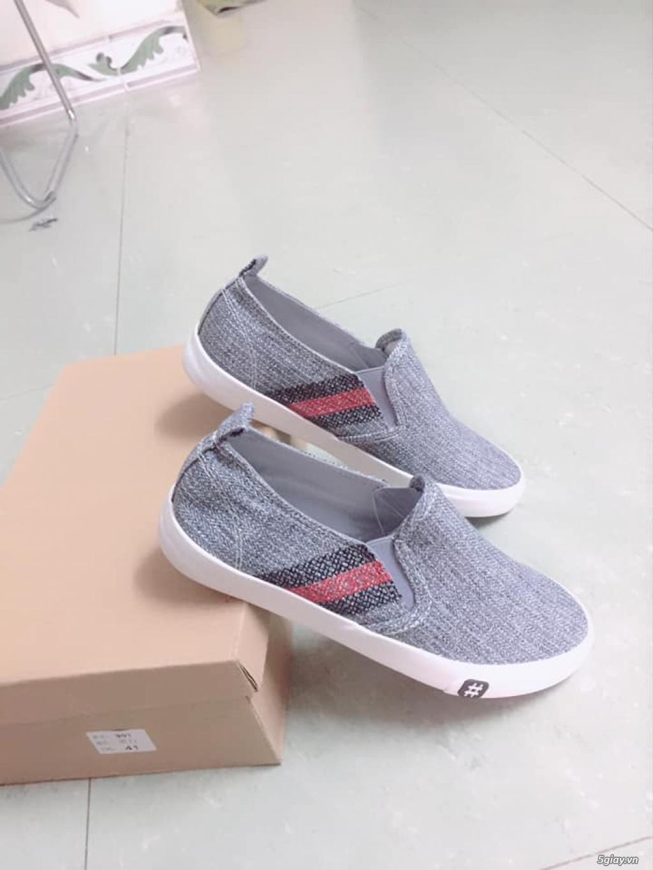 Giày thể thao, giày lười nam giá rẻ - 1