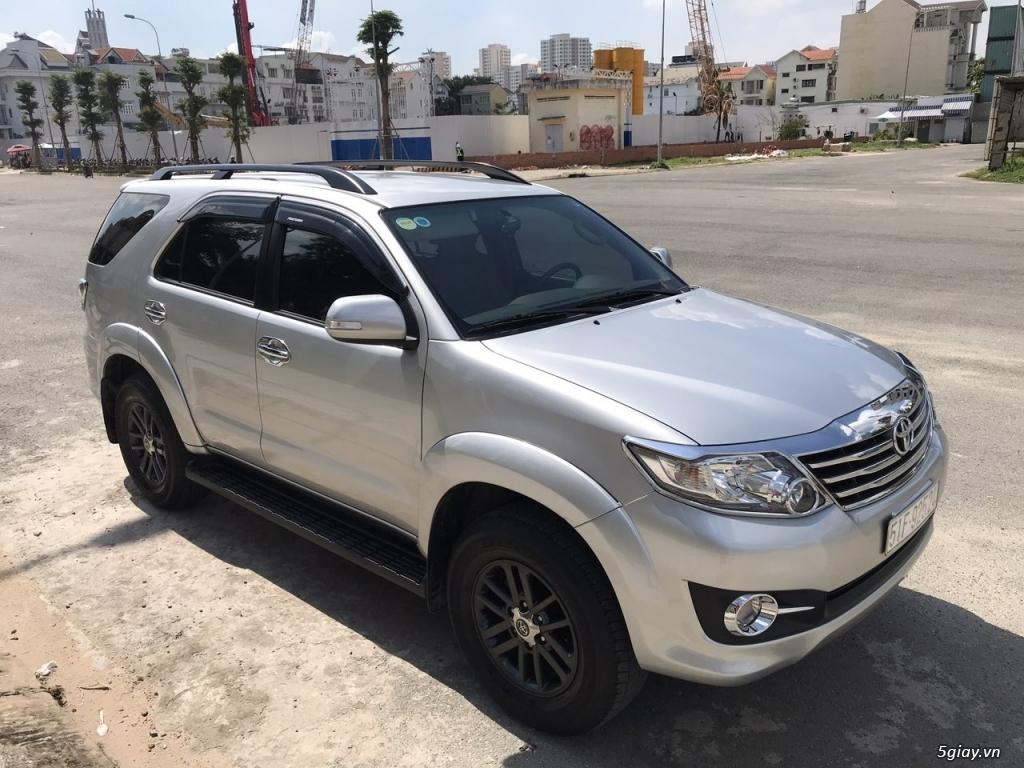 Toyota Fortuner xăng (4x2) 2016, 35k km, chính chủ bán - 8