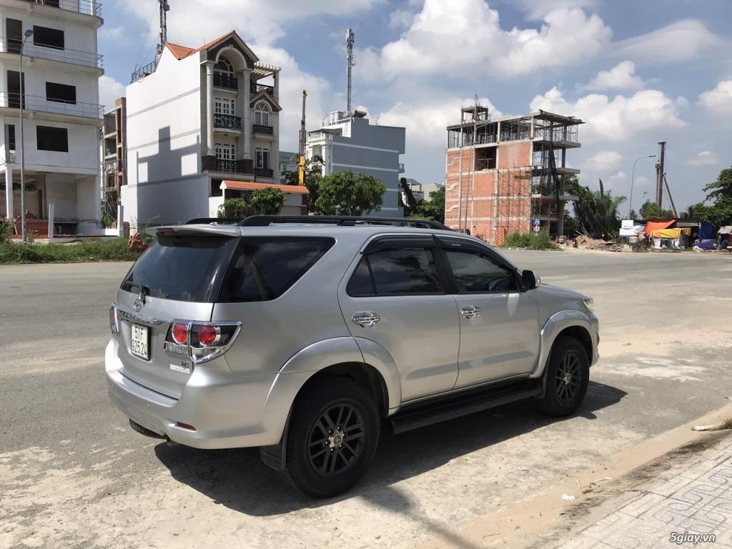 Toyota Fortuner xăng (4x2) 2016, 35k km, chính chủ bán - 4