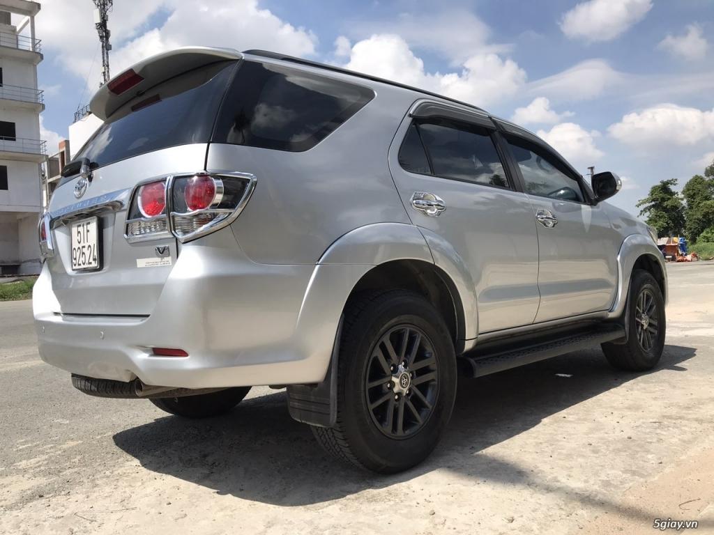 Toyota Fortuner xăng (4x2) 2016, 35k km, chính chủ bán - 6