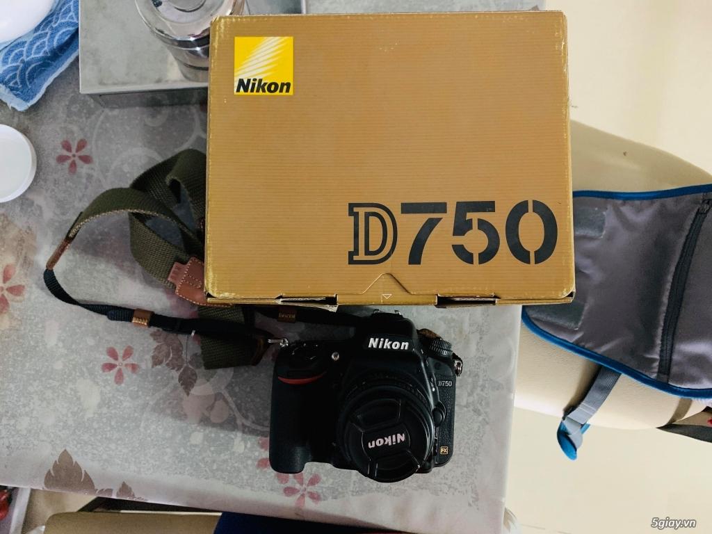 Nikon D750 + lens 50mm f1.4D 14k shot - 2