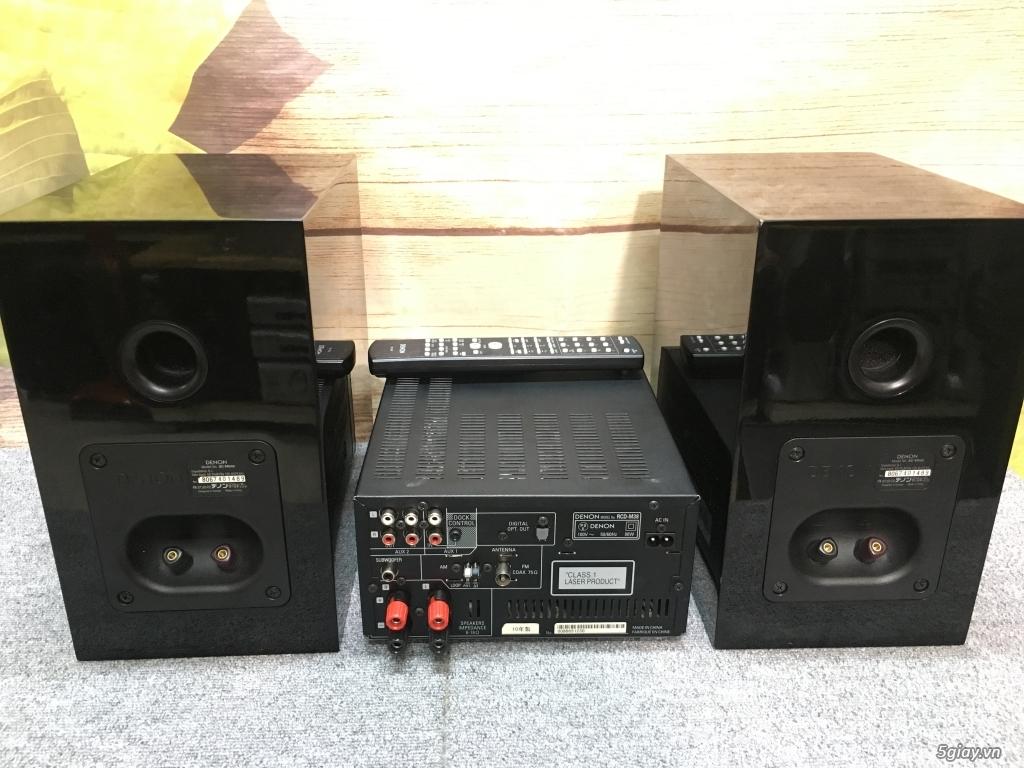 Đầu máy nghe nhạc MINI Nhật đủ các hiệu: Denon, Onkyo, Pioneer, Sony, Sansui, Kenwood - 11