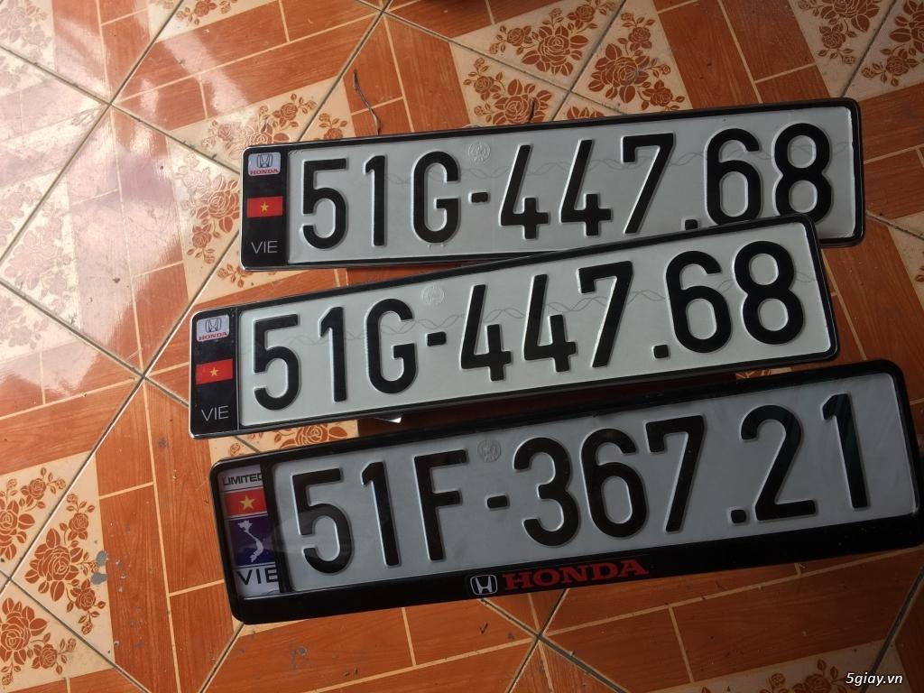 Gò ép biển số xe ôtô xe máy - 33