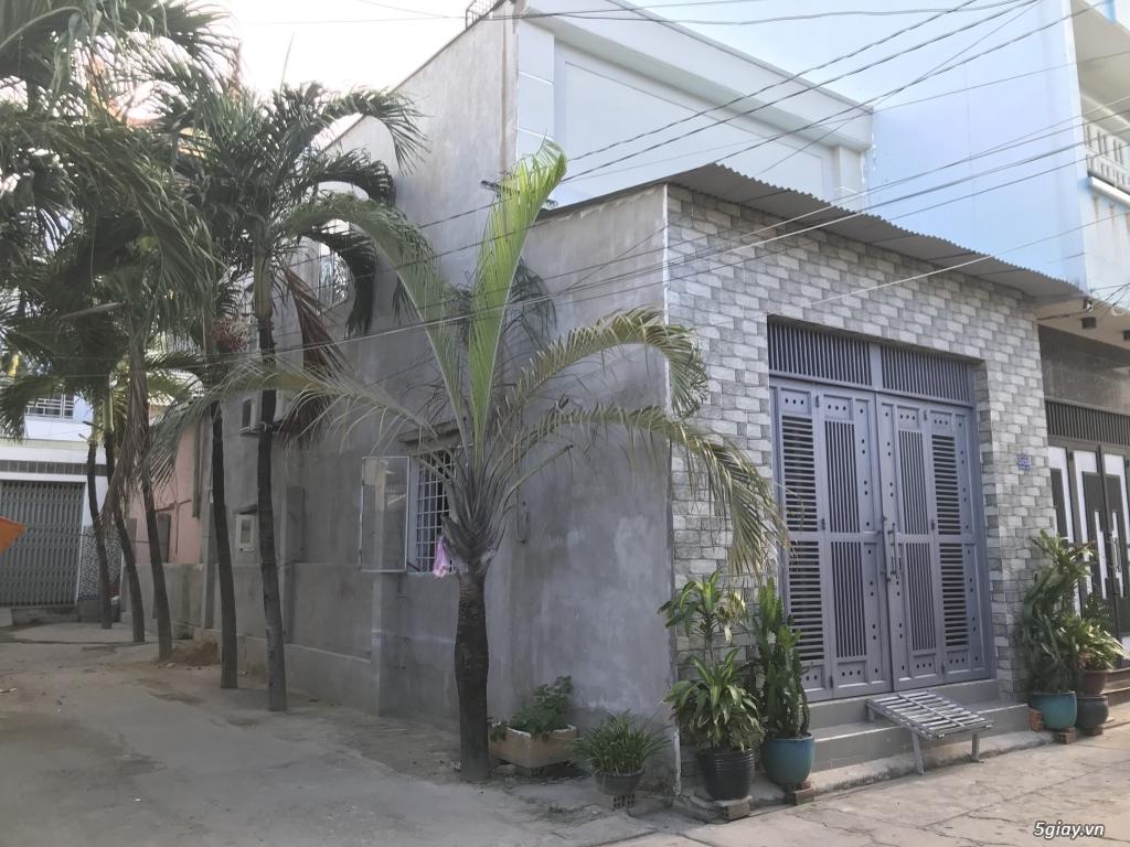 [Chính chủ] Bán nhà 5*12, Bình Tân, hẻm 2 xe hơi song song. - 1