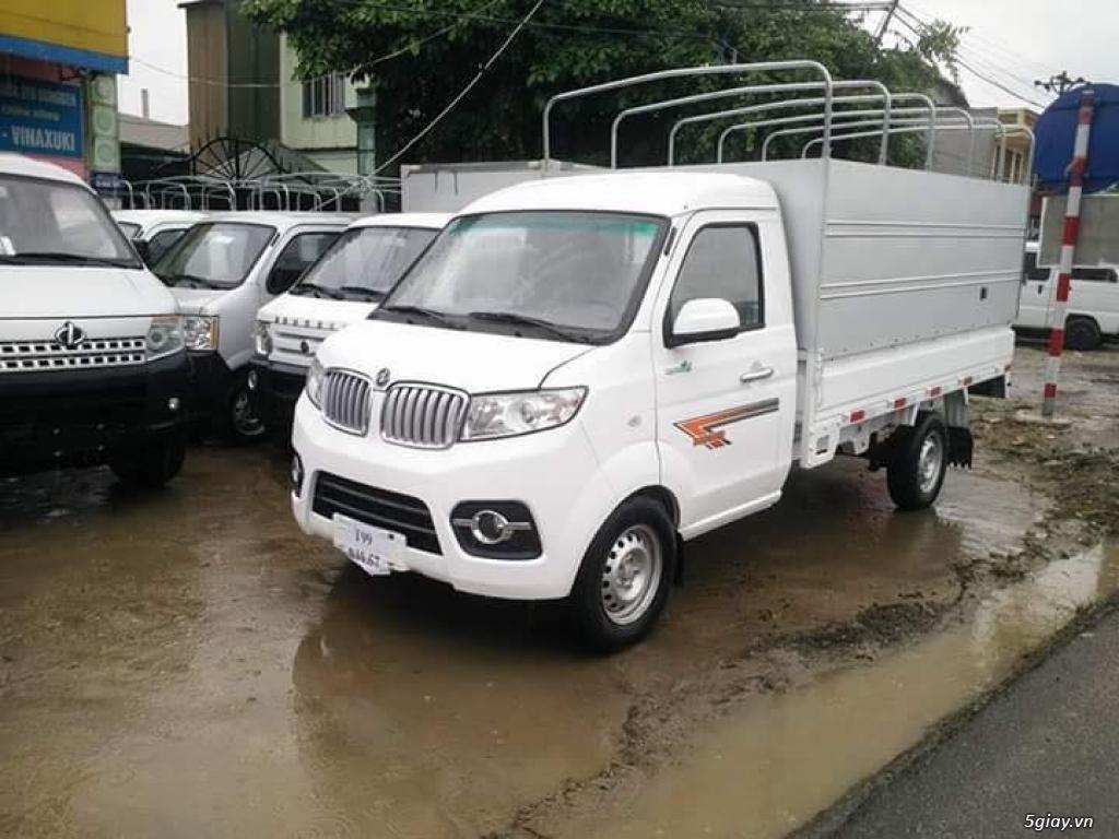 Xe tải Dongben T30 tải 990kg, thùng dài 2,9m