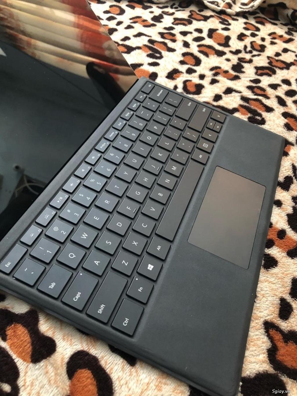 Surface pro 4 Core I7 6650U Ram 16Gb SSD 512G trọng lượng 1 kg máy đẹp - 4