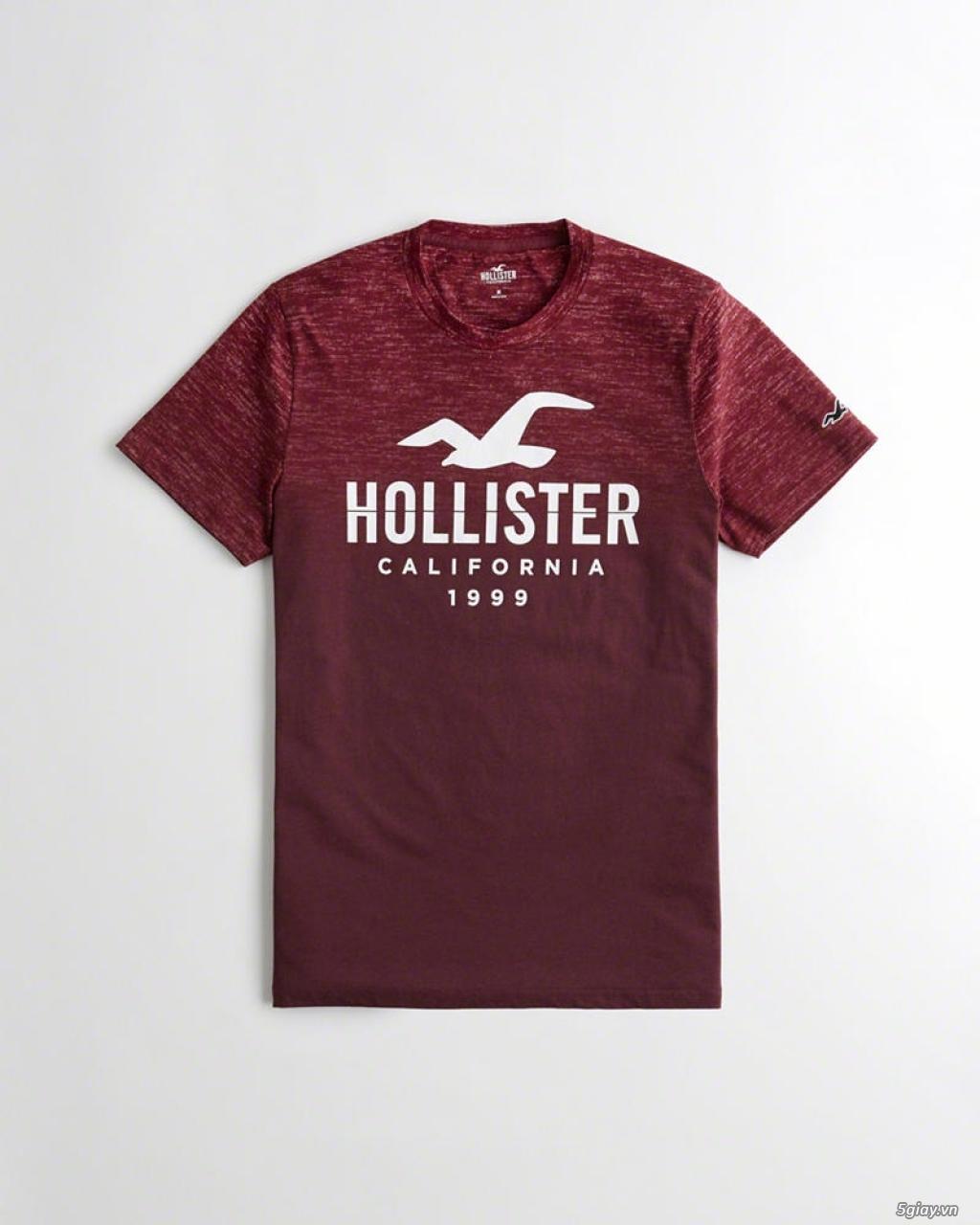 DreamMaker Shop: Áo thun Hollister chính Hãng - 8