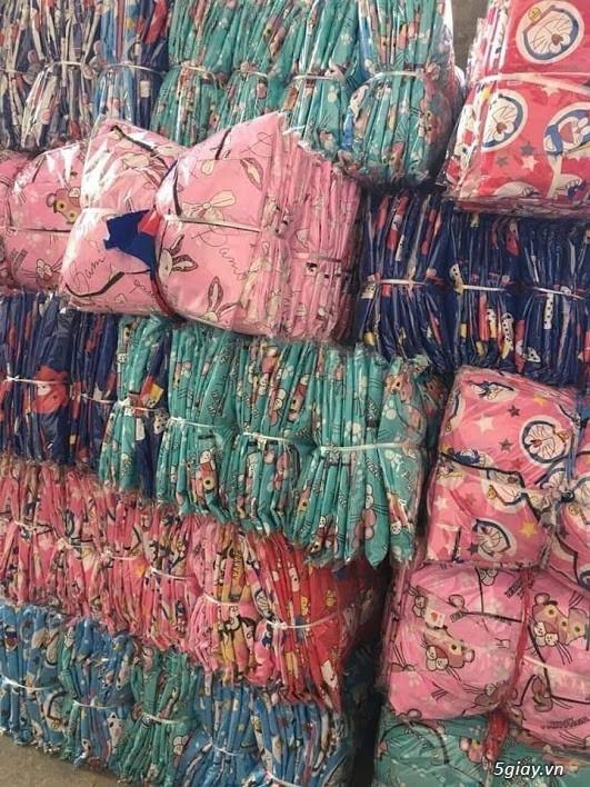 Xả kho 30 bộ Pijama cộc tay freesize chất đẹp giá chỉ 45k/bộ