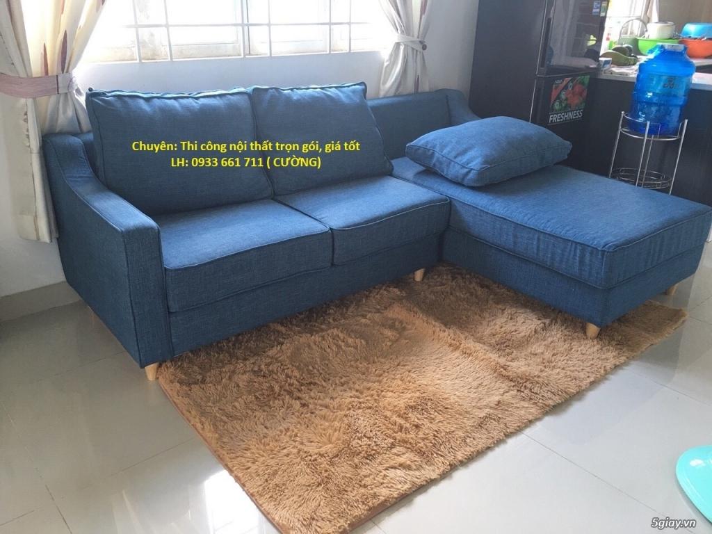 thiết kế thi công nội thất trọn gói 0933661711