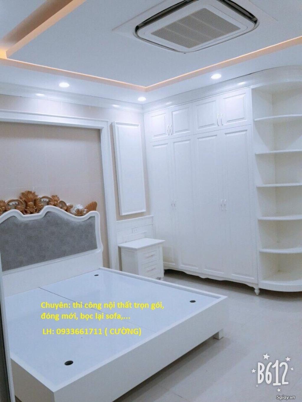 thiết kế thi công nội thất trọn gói 0933661711 - 1