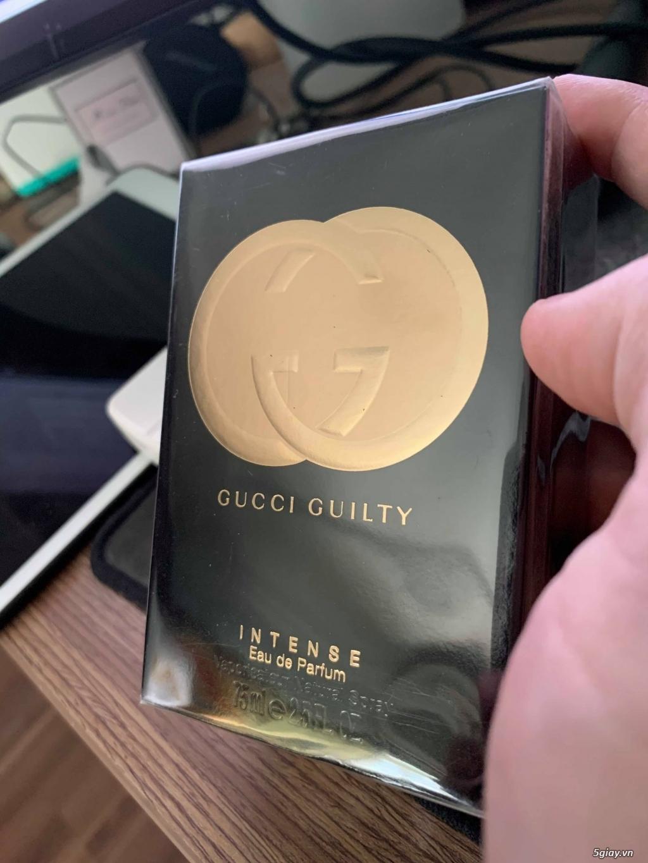 Thanh lý nước hoa chính hãng (guuuu,Dior,DG) giá rẻ nhất HCM