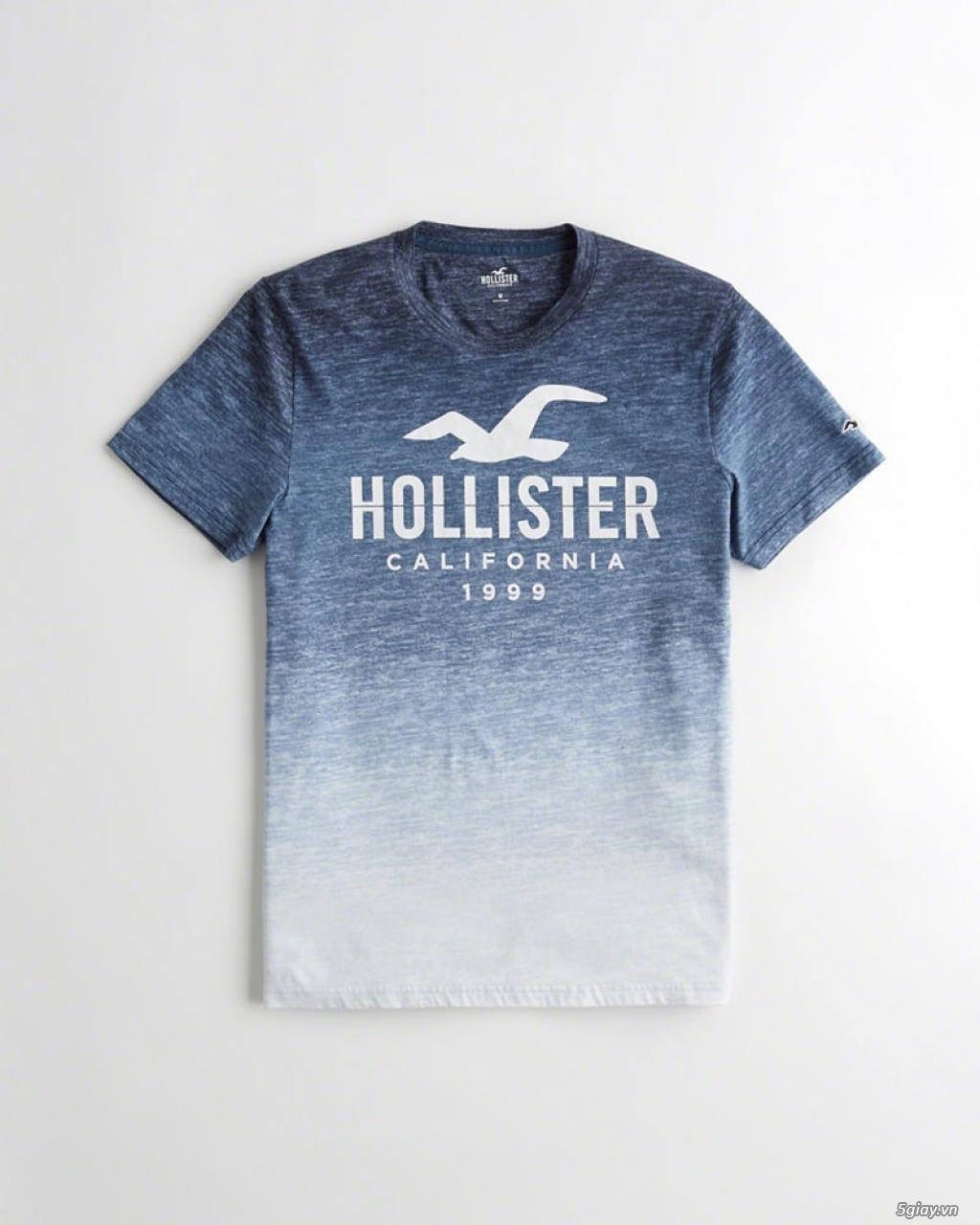 DreamMaker Shop: Áo thun Hollister chính Hãng - 7