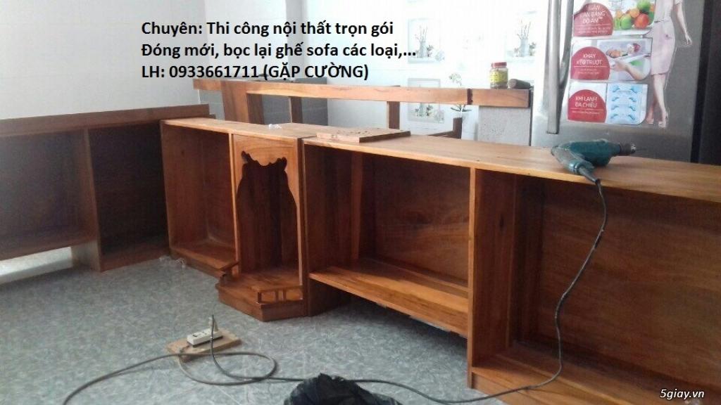 thiết kế thi công nội thất trọn gói 0933661711 - 3