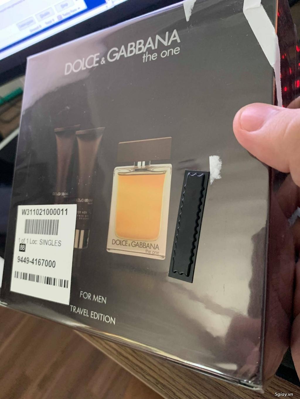 Thanh lý nước hoa chính hãng (guuuu,Dior,DG) giá rẻ nhất HCM - 4