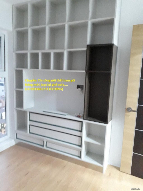 thiết kế thi công nội thất trọn gói 0933661711 - 2
