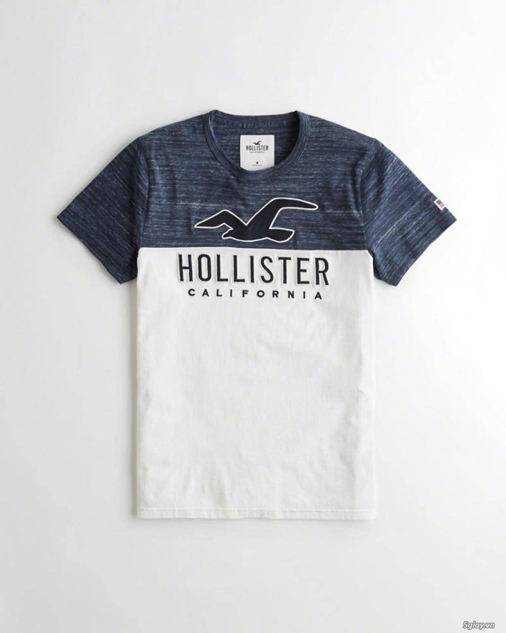 DreamMaker Shop: Áo thun Hollister chính Hãng - 4