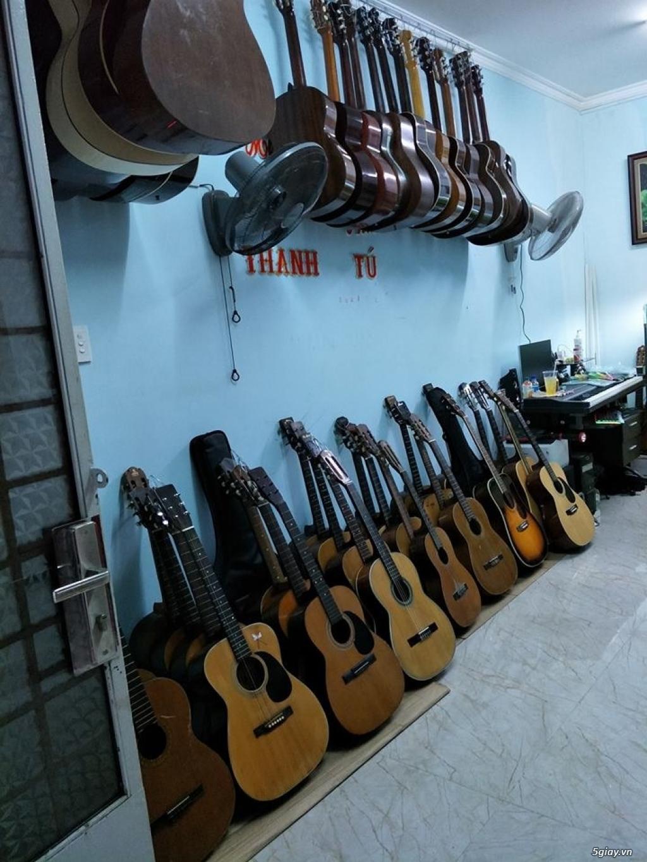 Đàn Guitar Nhật Cũ Từ 800k Giá Rẻ Sài Gòn , Ship Code Toàn Quốc - 1