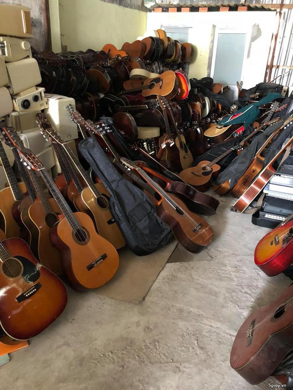 Đàn Guitar Nhật Cũ Từ 800k Giá Rẻ Sài Gòn , Ship Code Toàn Quốc - 3