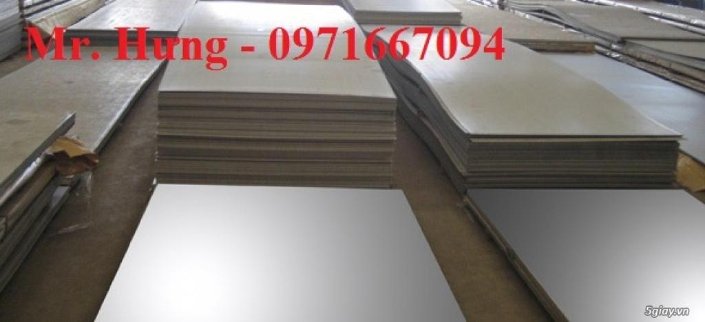 Cần bán: Tấm thép cán nguội SUS304, SUS316L, SUS310S giá rẻ