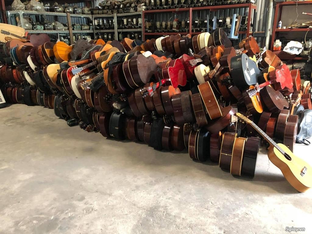 Đàn Guitar Nhật Cũ Từ 800k Giá Rẻ Sài Gòn , Ship Code Toàn Quốc - 6