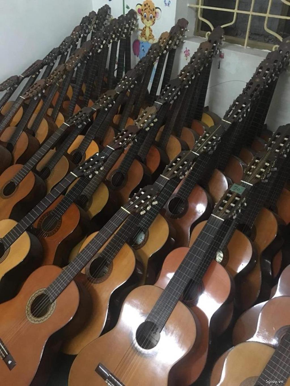 Đàn Guitar Nhật Cũ Từ 800k Giá Rẻ Sài Gòn , Ship Code Toàn Quốc - 4
