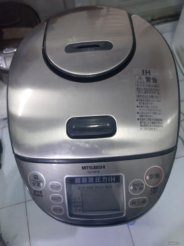 Nồi cơm điện nội địa Nhật Mitsubishi 1,8 lít. Bảo hành 1 năm - 1