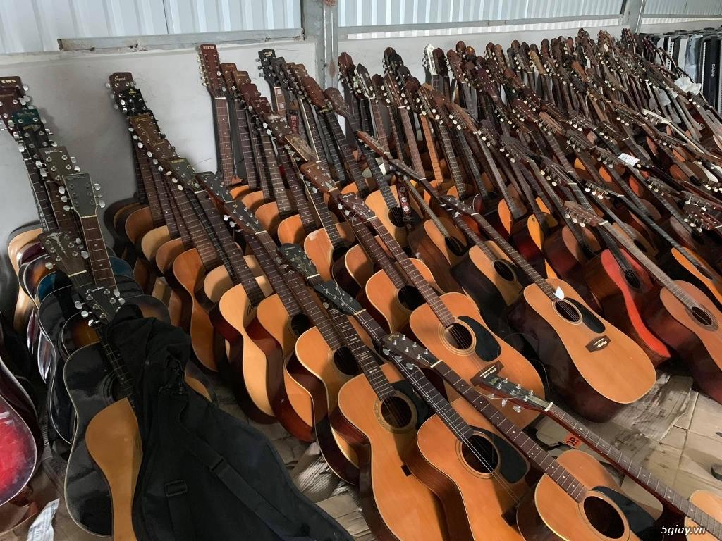 Đàn Guitar Nhật Cũ Từ 800k Giá Rẻ Sài Gòn , Ship Code Toàn Quốc - 8