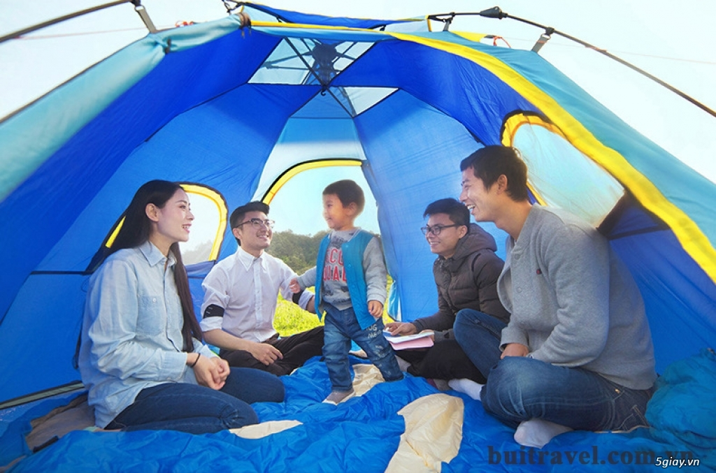 Lều du lịch tự bung Gazelle Outdoors GL1266 - 2