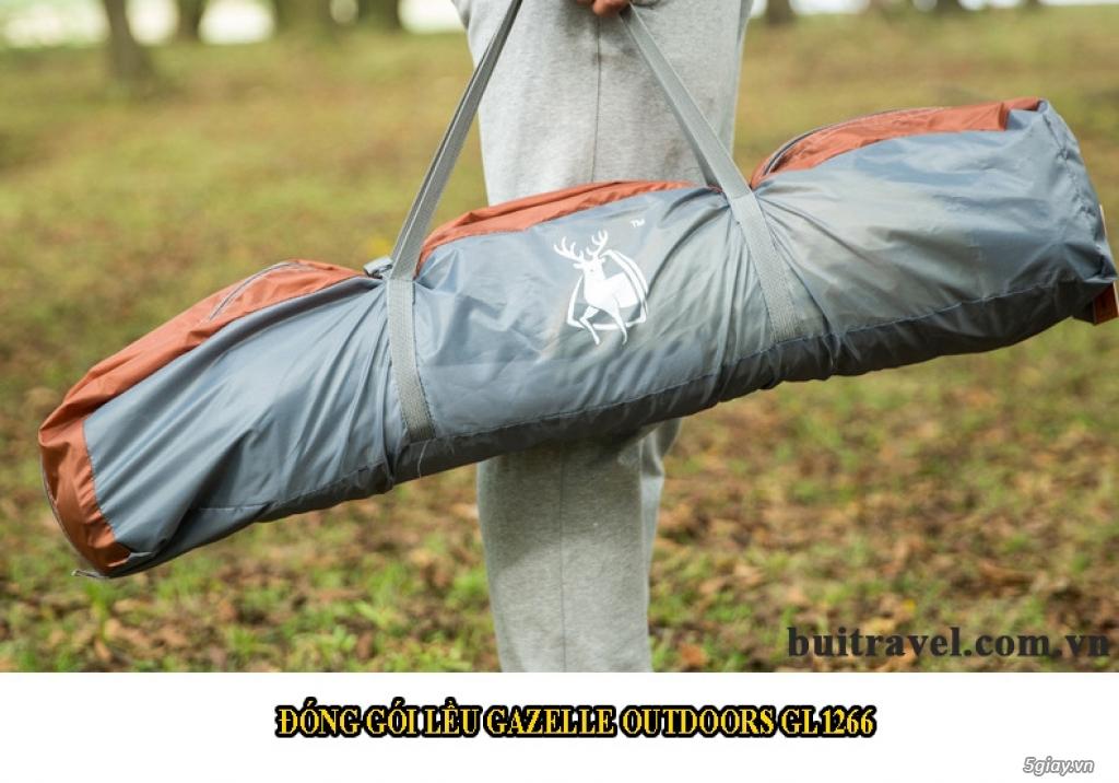 Lều du lịch tự bung Gazelle Outdoors GL1266 - 4