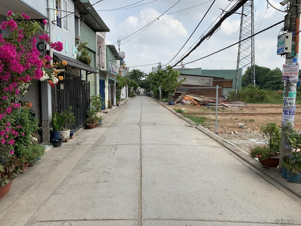 Bán nhà chính chủ quận Bình Tân liền kề KCD Vĩnh Lộc - 5