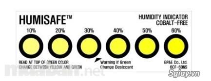 Thẻ đo độ ẩm - thẻ hiện thị độ ẩm