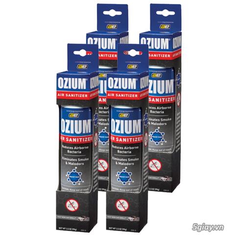 Giải pháp bảo vệ mẹ bầu hỏi các những cơn ốm nghén vì mùi_Ozium - 1