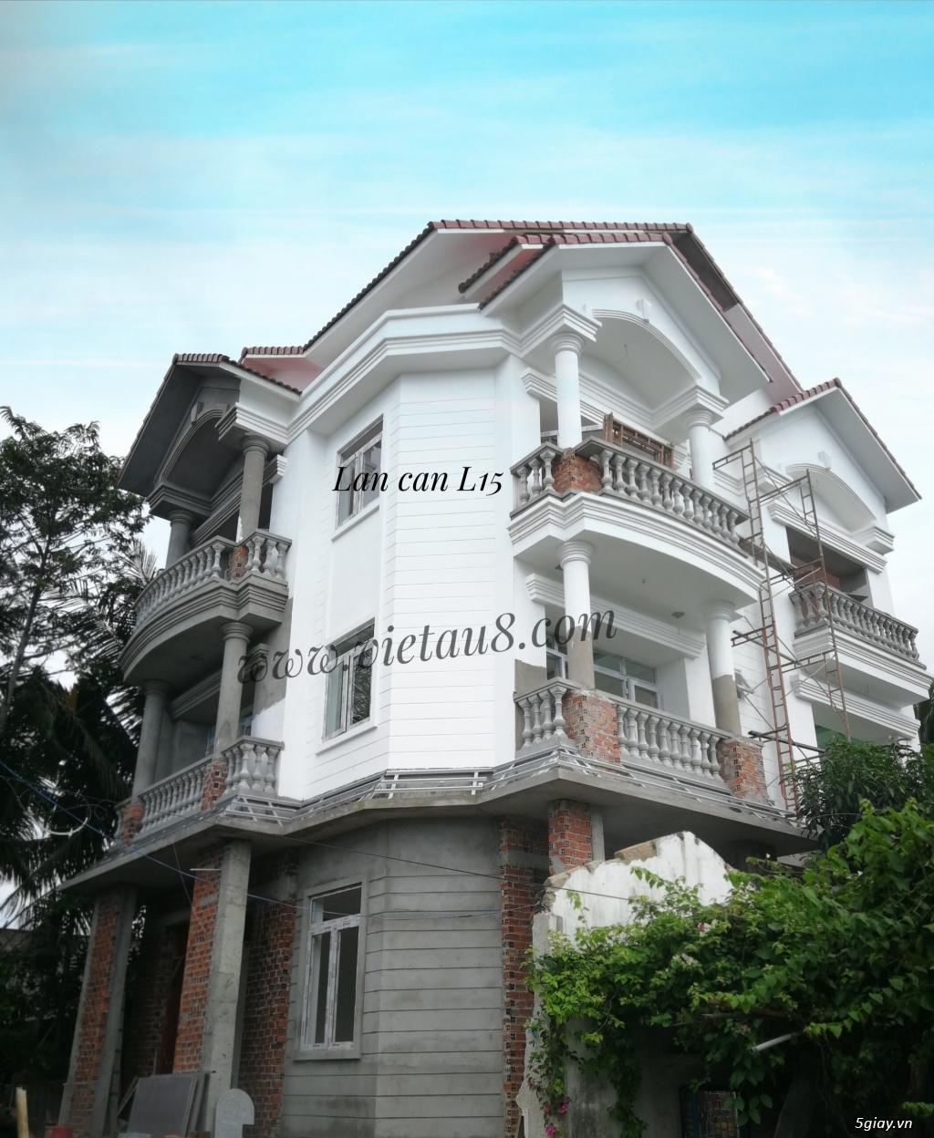 Lan can Việt Âu L15