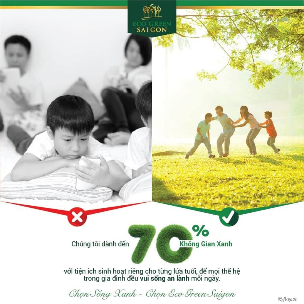 Căn Hộ Cao Cấp Eco Green Sài Gòn Quận 7 - 5