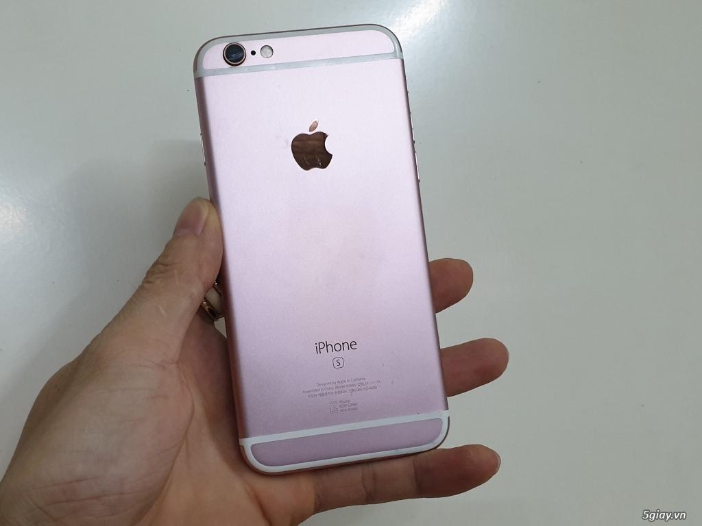 iPhone 6S 16GB QUỐC TẾ Like new 99% NGUYÊN ZIN HÀN QUỐC - 3