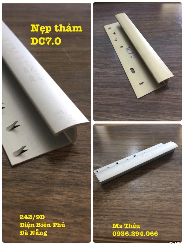 Nẹp nối thảm DC7.0 hay nẹp thảm DC7.0