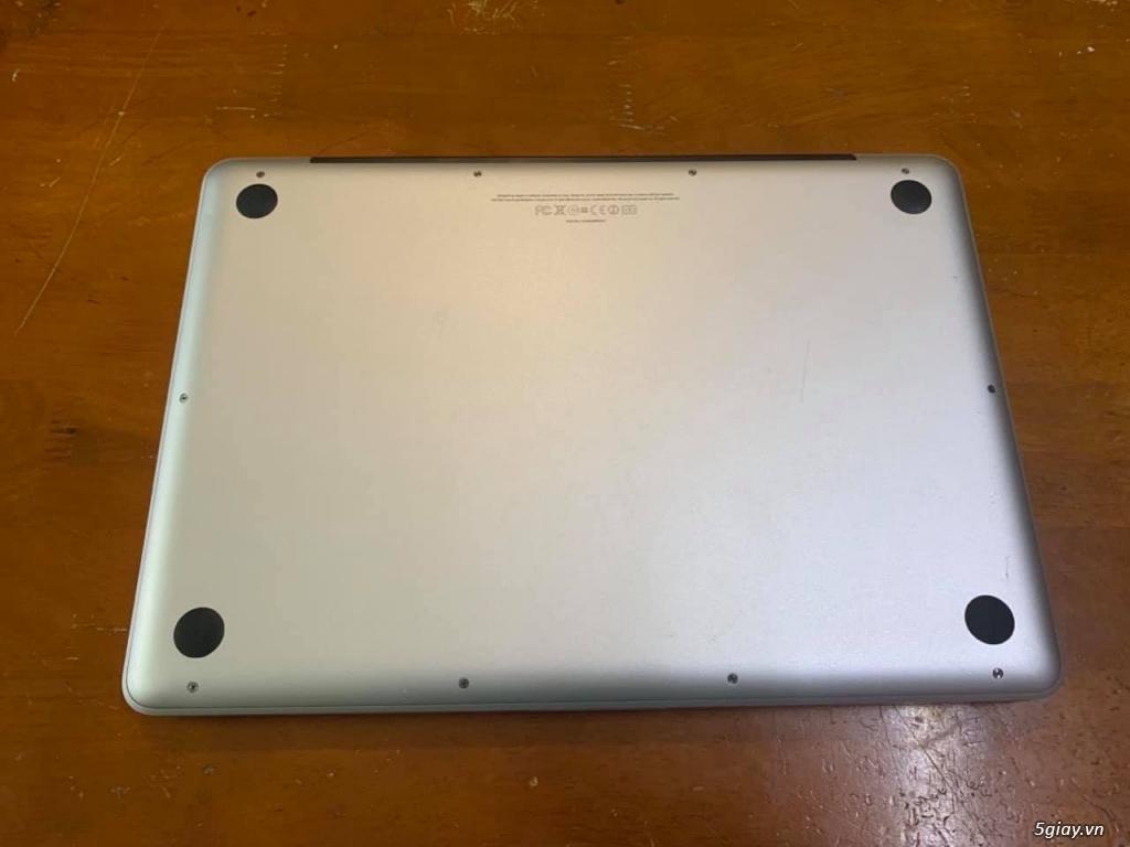 MacBook Pro 13 (2012) máy đẹp 99% nguyên zin