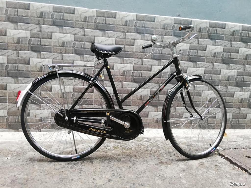 xe đạp phượng hoàng thời bao cấp