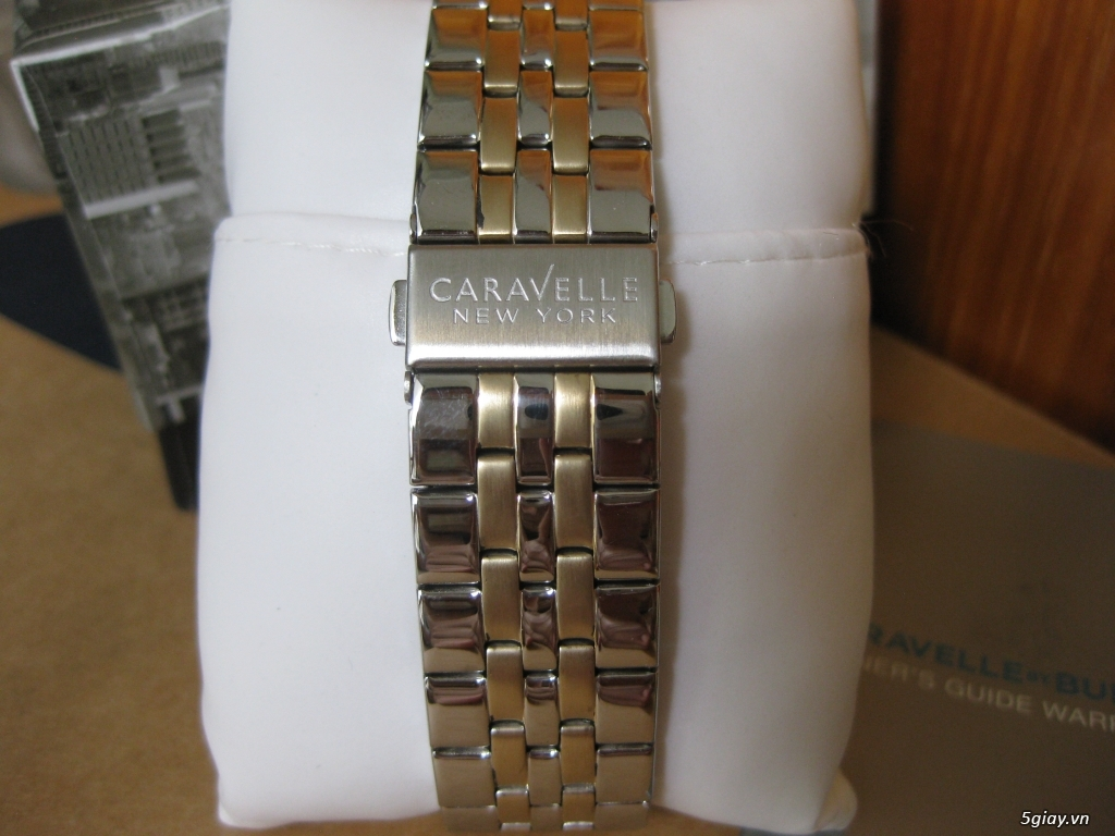 [Watch] CARAVELLE by BULOVA / End 22h59 04/07/2019. - 6