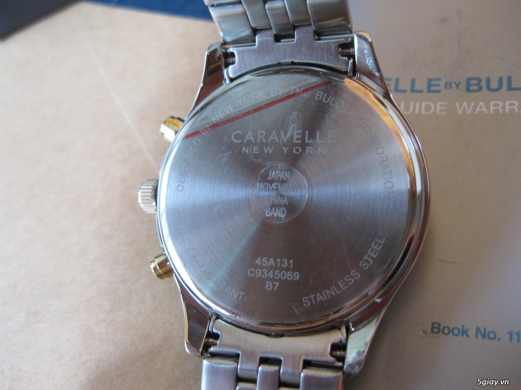 [Watch] CARAVELLE by BULOVA / End 22h59 04/07/2019. - 4