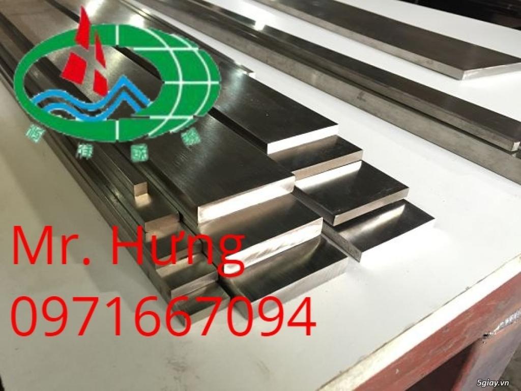Cần bán: Thanh inox chữ nhật SUS304, SUS316L, SUS310S, SUS440C