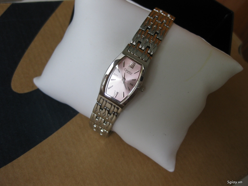[Watches for Women] CARAVELE By BULOVA / End 22h59 14/11/2019. - 6