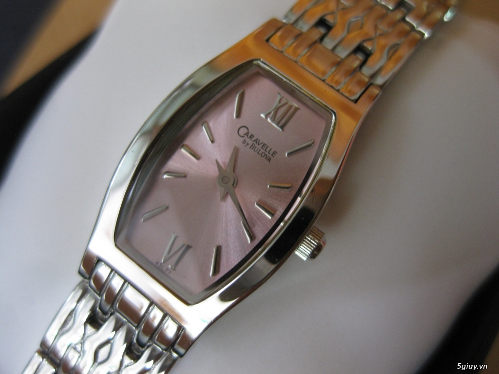 [Watches for Women] CARAVELE By BULOVA / End 22h59 14/11/2019. - 3