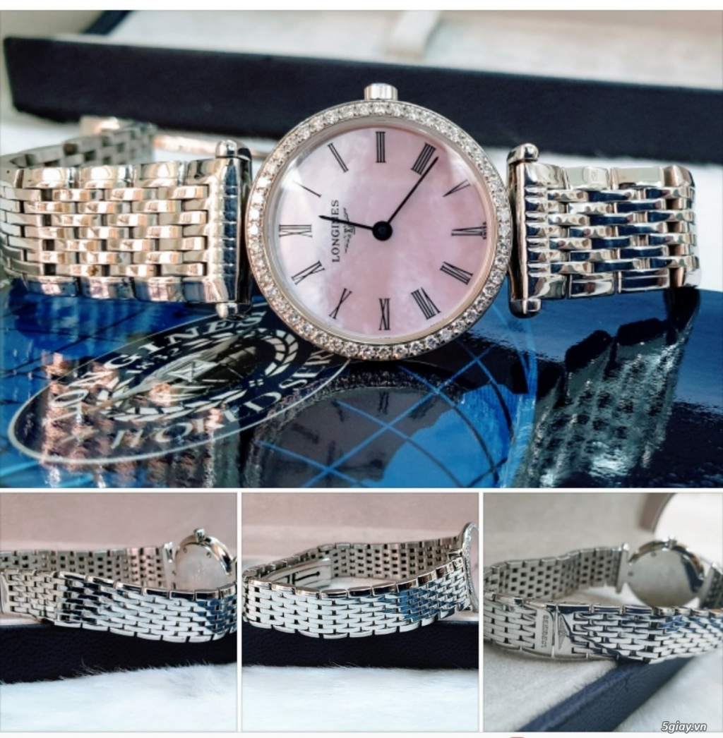 Phúc-Đồng Hồ (BUY & SELL AUTHENTIC WATCHES) Longines-Omega-Tissot-... - 11