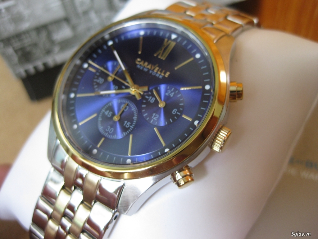 [Watch] CARAVELLE by BULOVA / End 22h59 04/07/2019. - 3